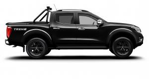 Nissan Navara Trek-1°: une série limitée pour explorer le désert des Bardenas