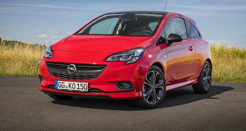 Opel Corsa S : l'éclair pour les petites faims