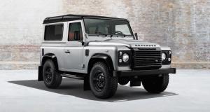 Land Rover Defender : le jeune retraité au rappel