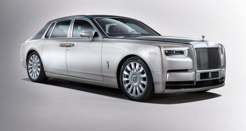 Nouvelle Rolls-Royce Phantom : tout changer pour que rien ne change