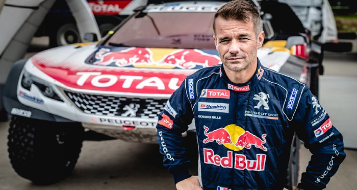 Sébastien Loeb va tester la Citroën C3 WRC