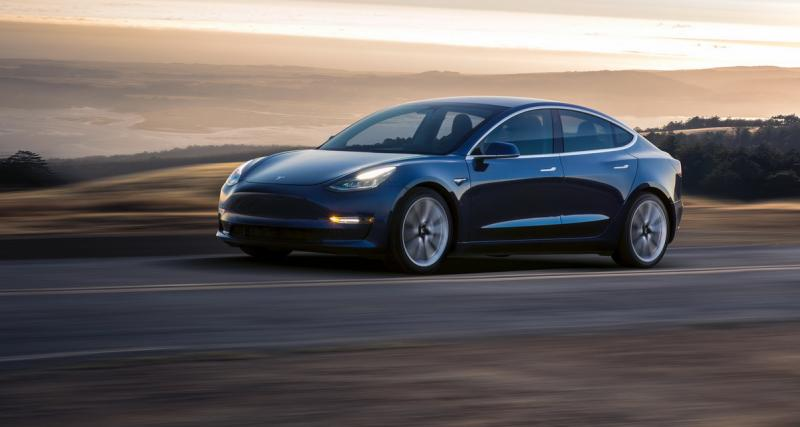Tesla Model 3 : la version à autonomie prolongée dévoilée