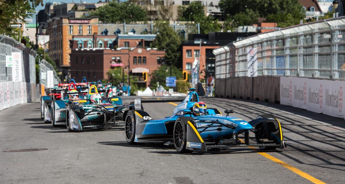 Formule E : le titre pour Renault, Di Grassi sacré chez les pilotes