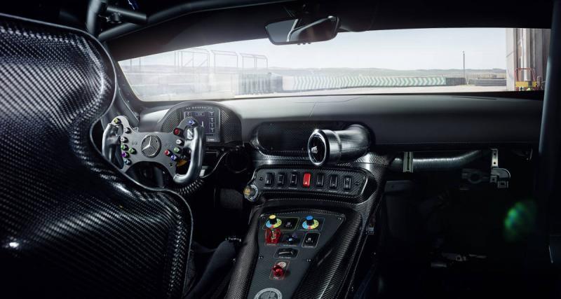 Un cockpit méconnaissable