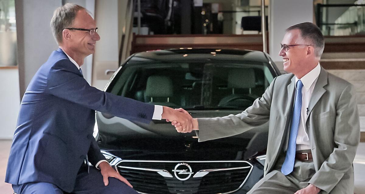 PSA et Opel : l'union officialisée