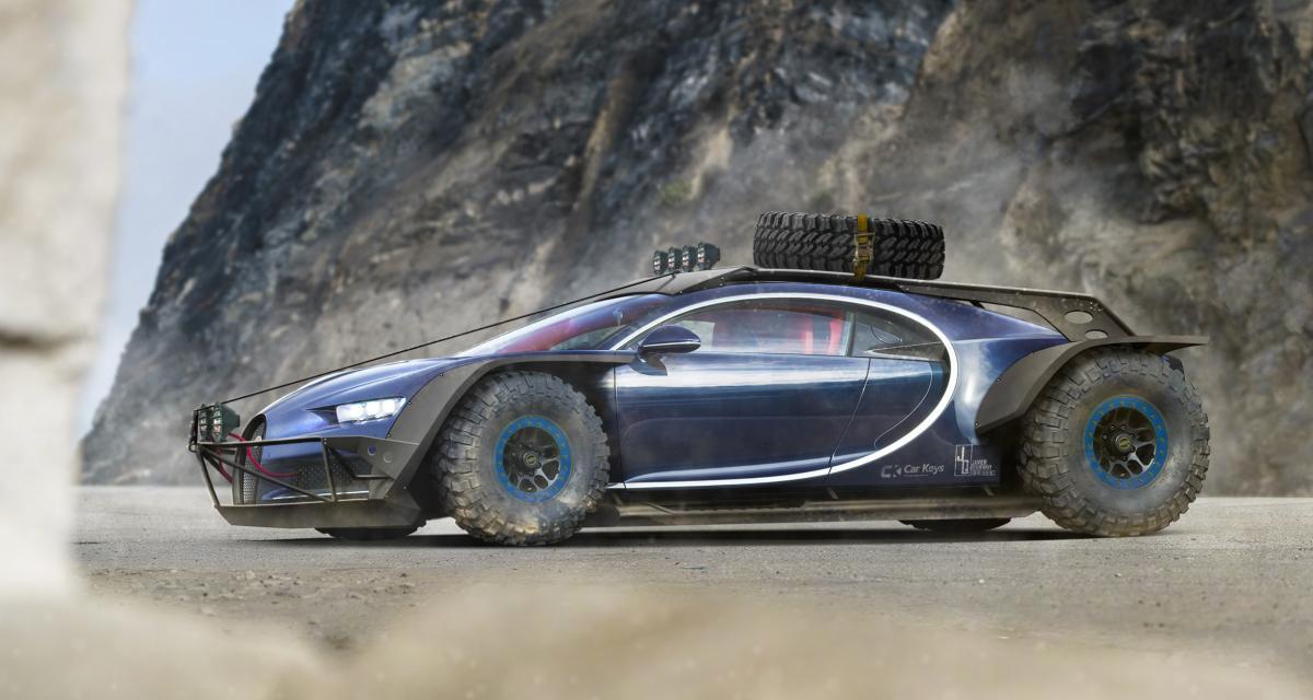 Les supercars réinventées en tout-terrain