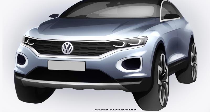 Volkswagen T-Roc : rendez-vous le 23 août