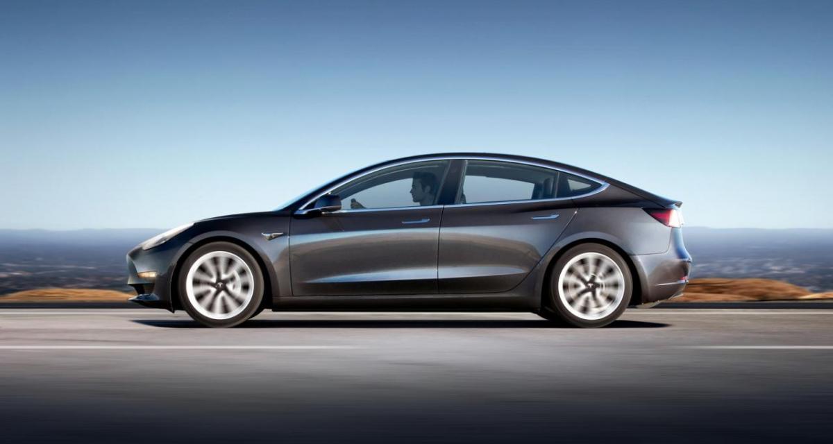 Tesla Model 3 : la puissance est maintenant connue