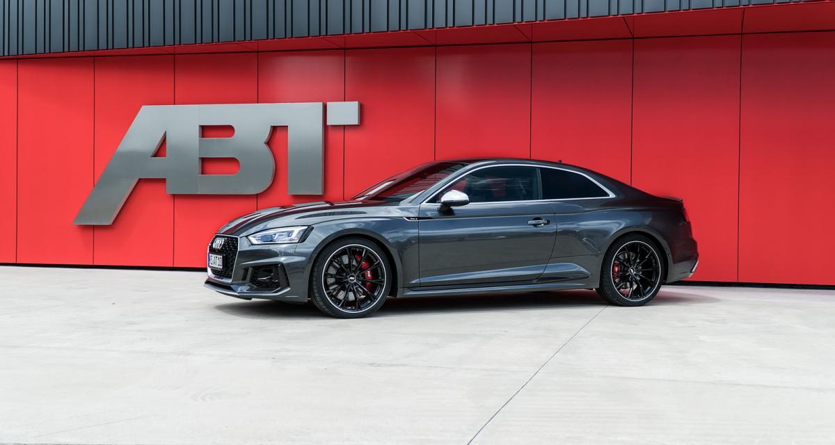 Audi RS5 : 510 ch pour défier la C 63 AMG S grâce à ABT