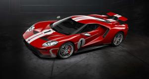 Ford GT '67 Heritage Edition : nouvel hommage au Mans