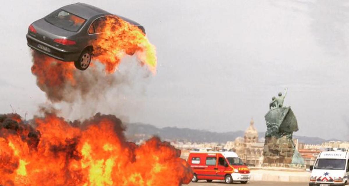 Marseille bloquée pour le tournage explosif de Taxi 5