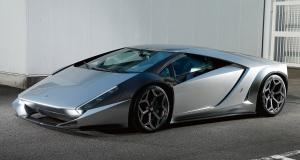 Kode 0 : retour vers le passé pour la Lamborghini Aventador