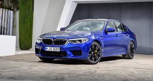 Nouvelle BMW M5 : plaisir intégral
