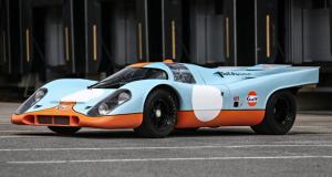 La Porsche 917 de Steve McQueen vendue pour plus de 14 millions de dollars