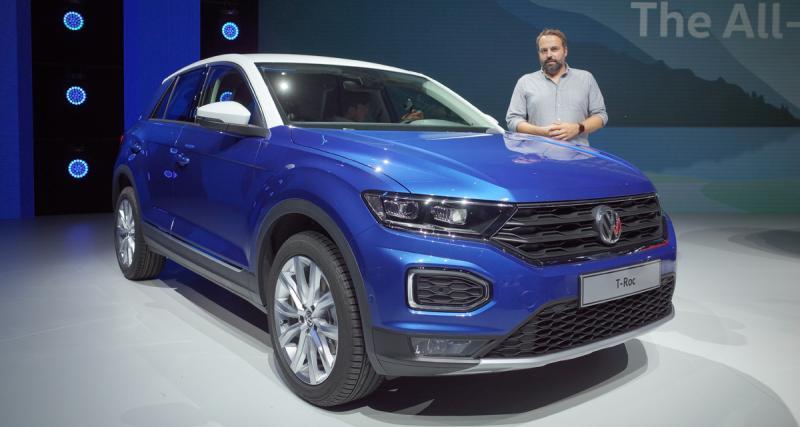 Volkswagen T-Roc : le Tiguan, taille M