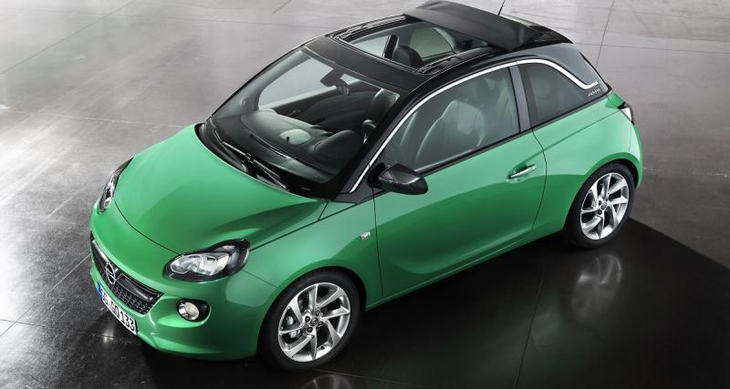 Opel Adam Swingtop