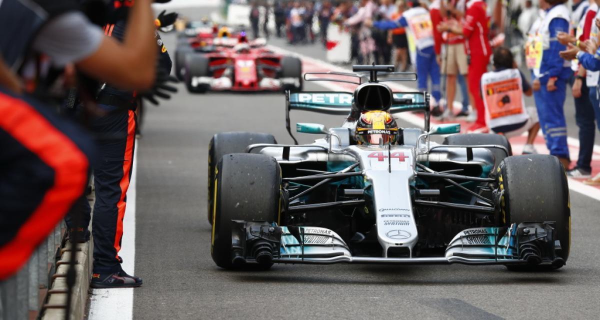 F1 - Belgique : Hamilton remporte son 200e Grand Prix