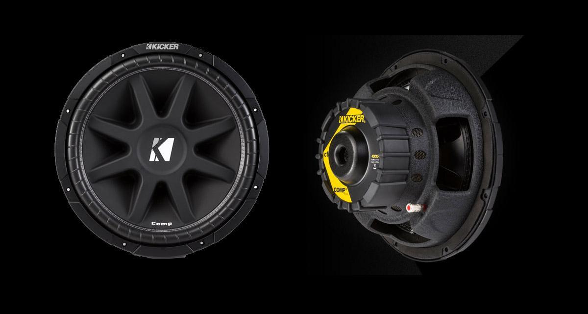 Kicker présente deux nouveaux subwoofers offrant un rapport qualité/prix attractif