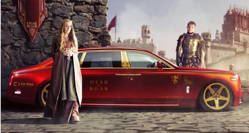 En quoi rouleraient les personnages de Game Of Thrones?