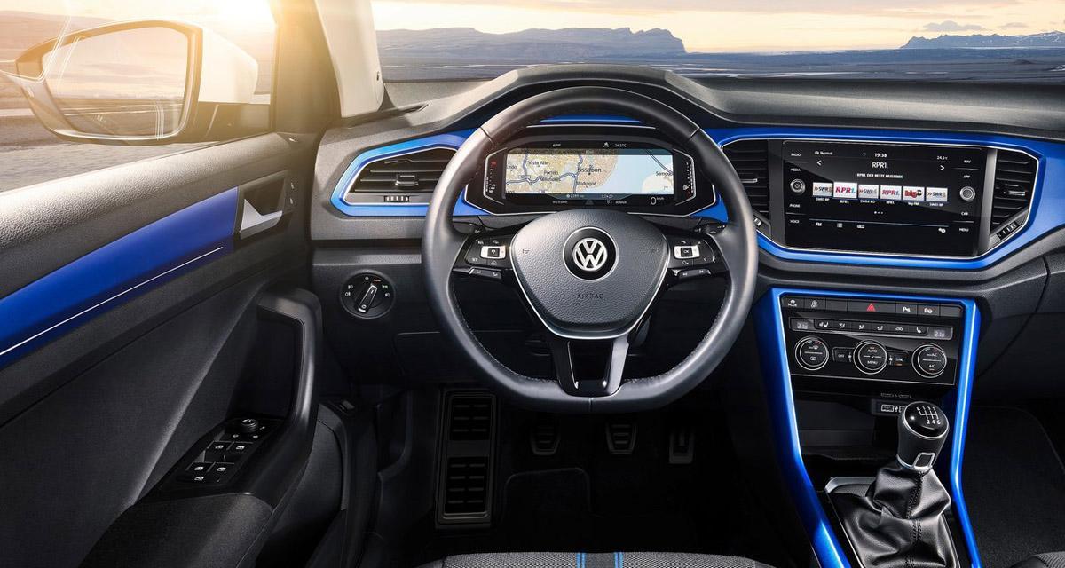 Entre l'instrumentation digitale et la hi-fi Beats Audio, le T-Roc de Volkswagen est richement équipé