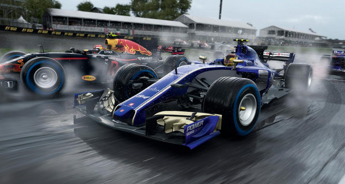Un championnat eSport pour F1 2017