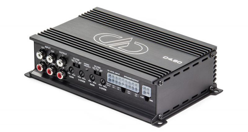 DD Audio étoffe sa gamme d'amplificateurs D Series