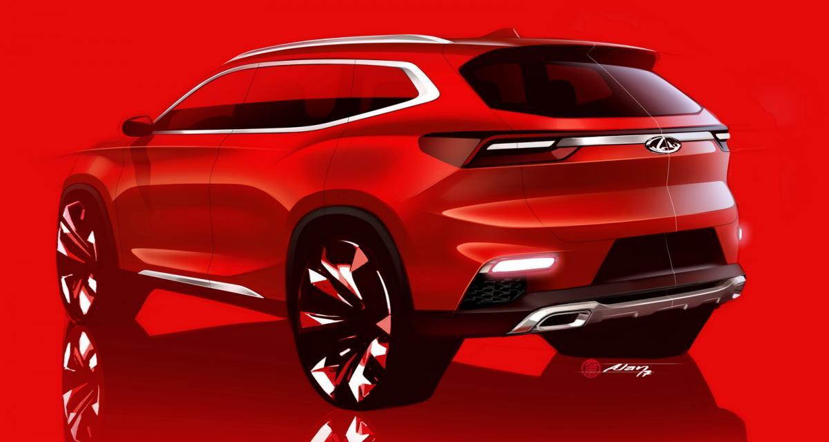Le chinois Chery dévoilera à Francfort un SUV pensé pour l'Europe