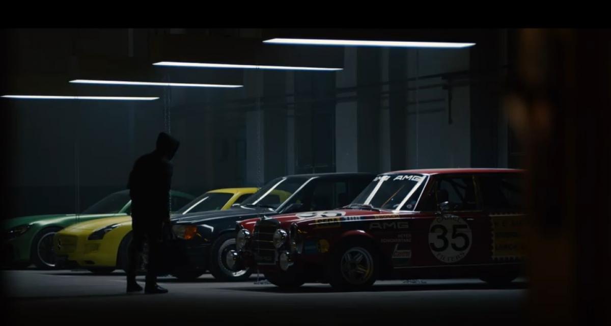L'hypercar de Mercedes-AMG déjà prête pour Francfort ?