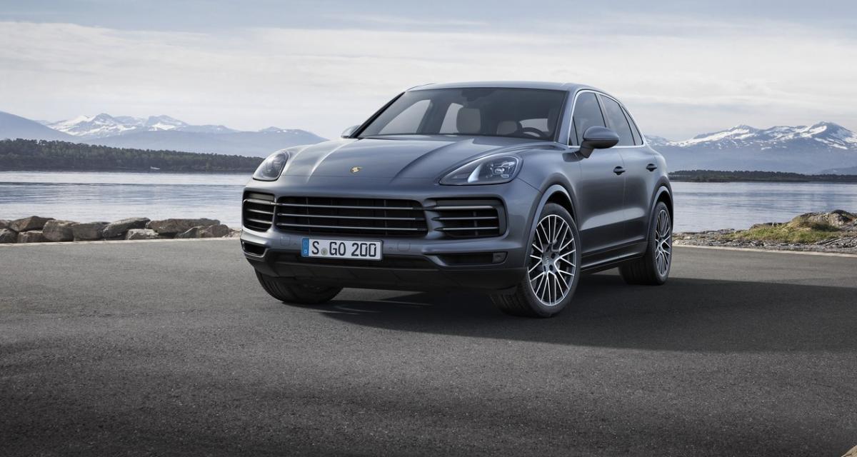 Nouveau Porsche Cayenne : plus puissant et à la diète