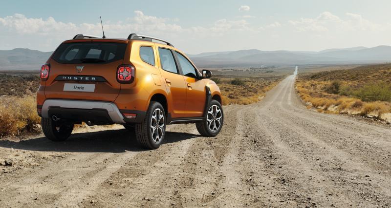 Salon de Francfort : Dacia annonce son nouveau Duster