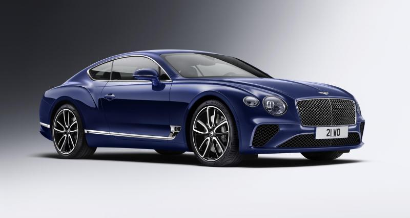 Nouvelle Bentley Continental GT : le concept EXP 10 Speed 6 voit grand