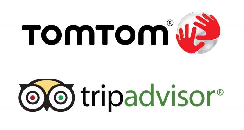 TomTom et TripAdvisor s'associent pour vous proposer le meilleur des road-trips