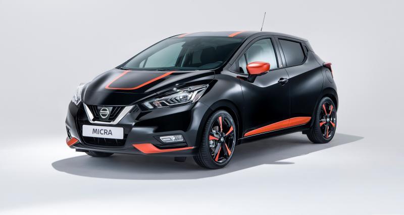 La Nissan Micra se transforme en salle de concert grâce à la série BOSE Personal Edition