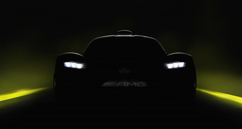 Mercedes-AMG Project ONE : plus de 1 000 ch et 350 km/h pour l'hypercar à l'étoile