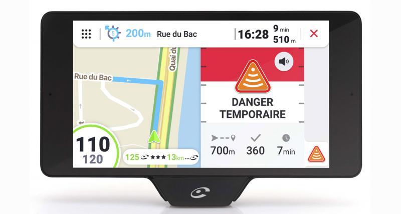 Coyote dévoile un nouveau navigateur portable intégrant des services connectés