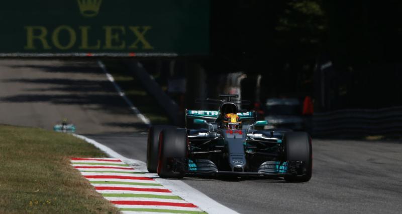 F1 - Italie : la victoire et un nouveau record pour Hamilton