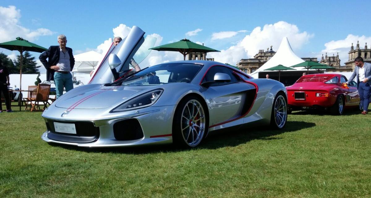 ATS GT : la McLaren 650S s'offre la classe à l'italienne