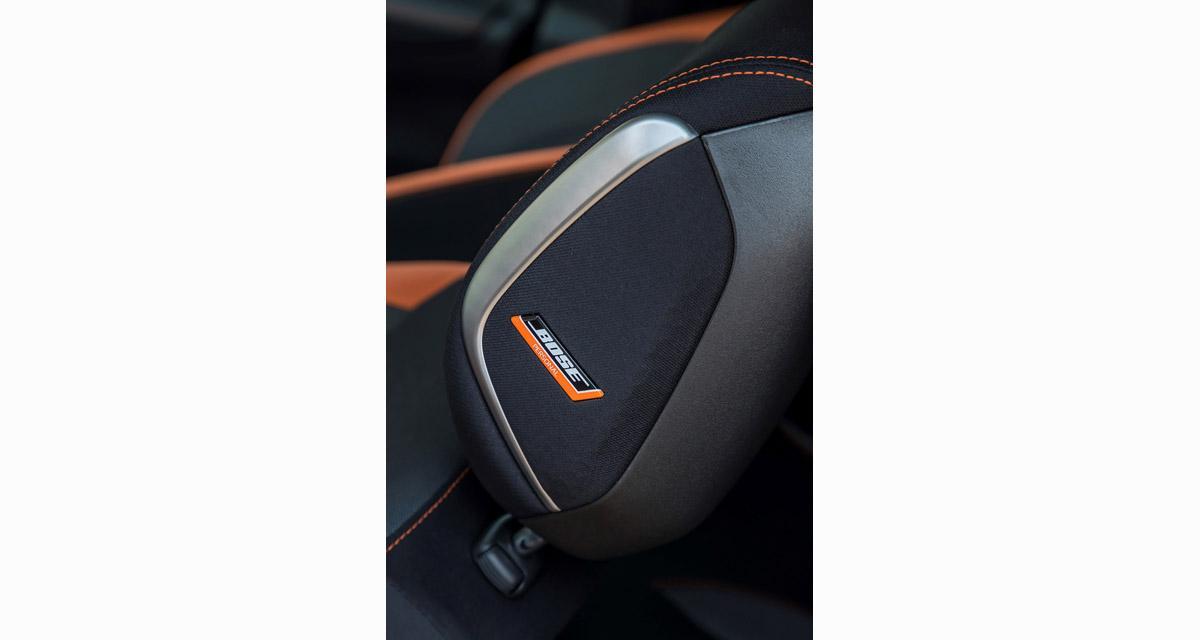 La nouvelle Nissan Micra reçoit un nouveau système hi-fi Bose