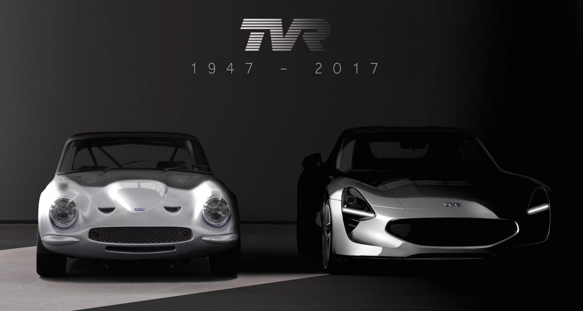 La nouvelle sportive de TVR sera présentée ce vendredi