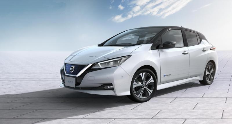 Nouvelle Nissan Leaf : pour aller plus loin et plus vite