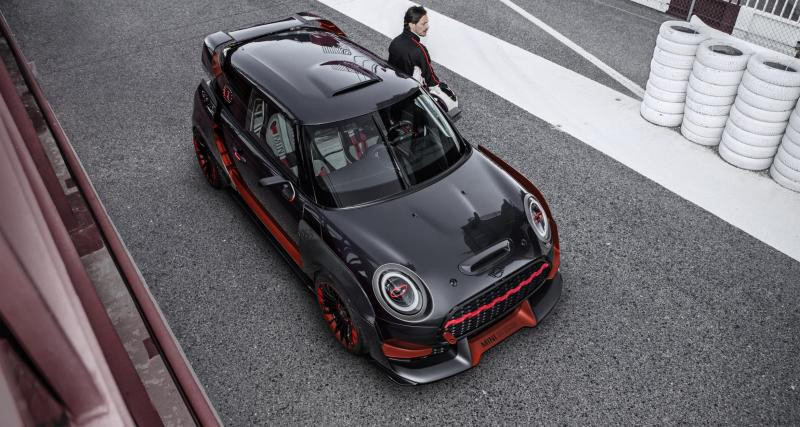 Mini John Cooper Works GP Concept : mise en bouche très épicée