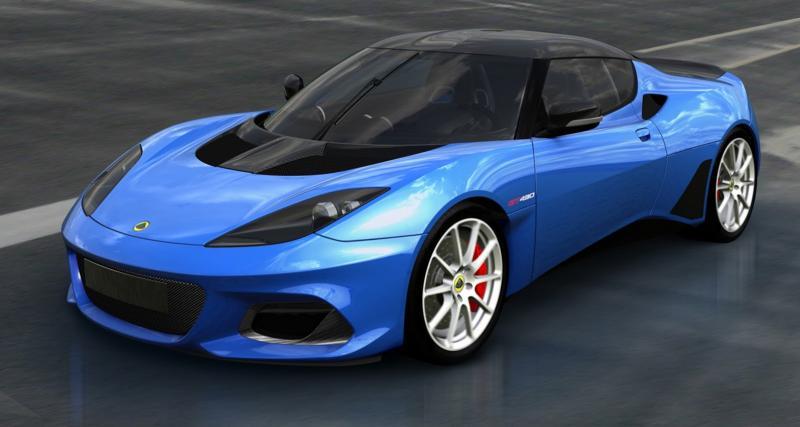 Lotus Evora GT430 Sport : vers l'infini et au-delà