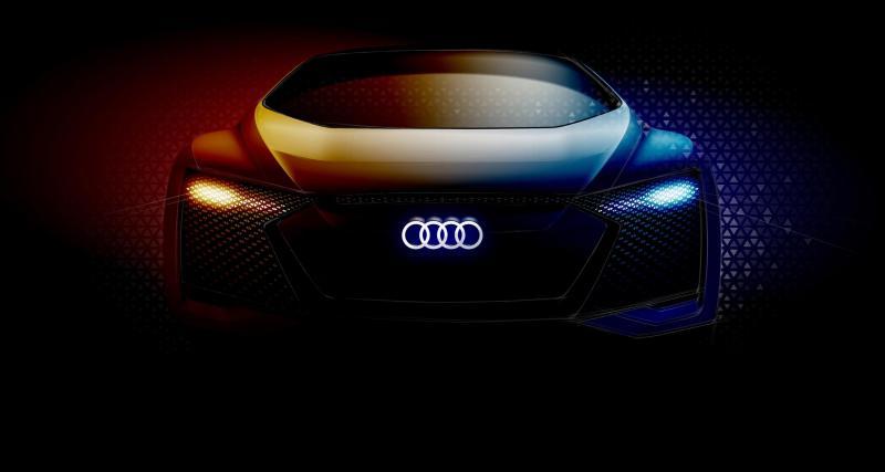 Audi : la nouvelle RS4 Avant et la R8 propulsion à Francfort