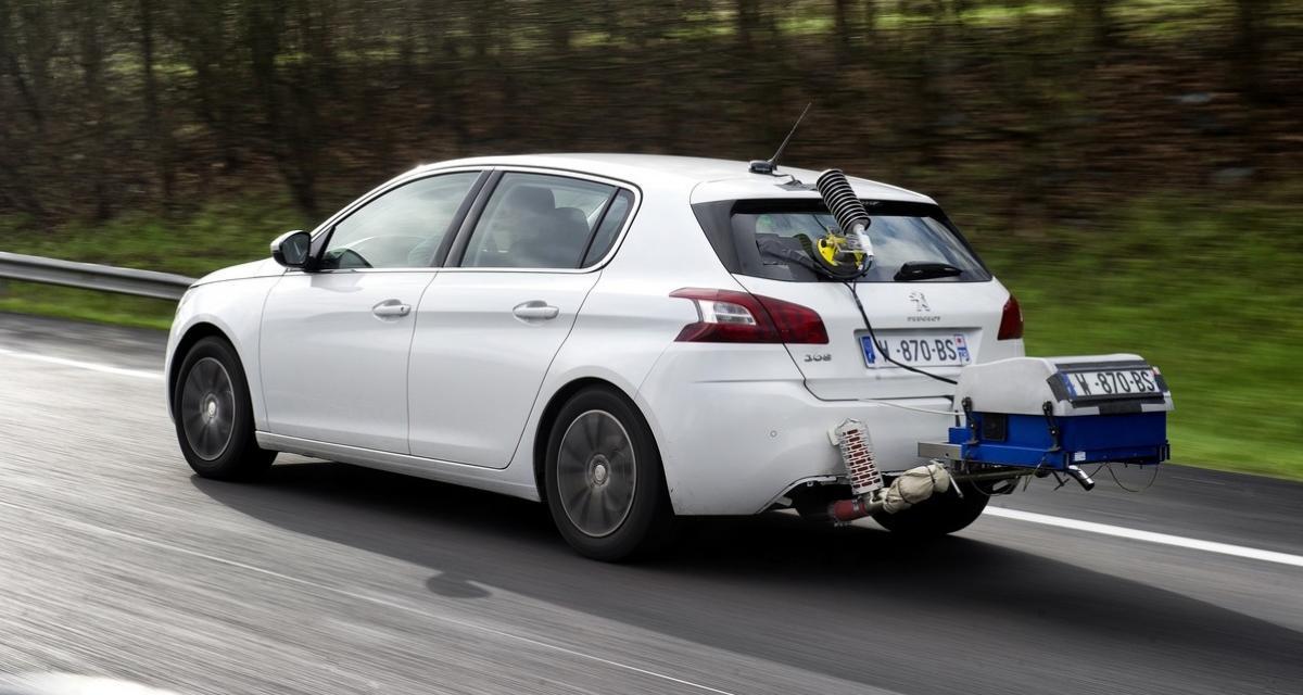 PSA dément l'utilisation de système frauduleux sur ses voitures