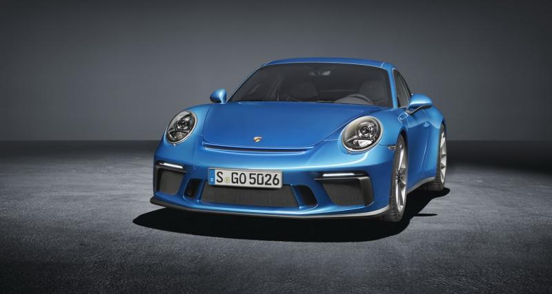 155 255 euros, comme la GT3 standard