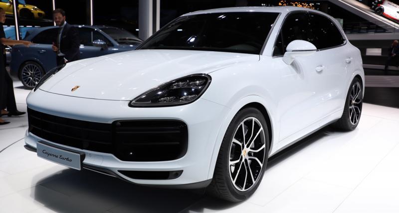 Porsche Cayenne Turbo : suprême de SUV