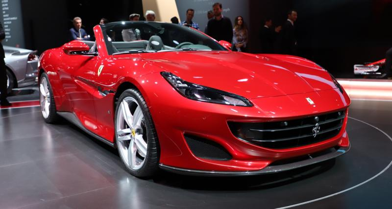 Ferrari Portofino : arme de séduction massive