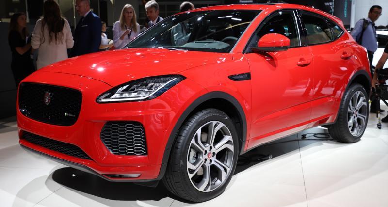 Jaguar E-Pace : nouveau terrain de de chasse