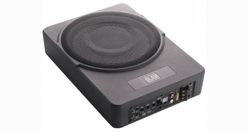 Blam Audio étoffe sa gamme avec deux caissons de grave extraplats