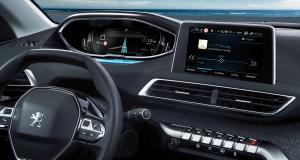Lors de l'IAA, Tomtom présentait le i-Cockpit du Peugeot 5008 utilisant les technologies de la marque de GPS